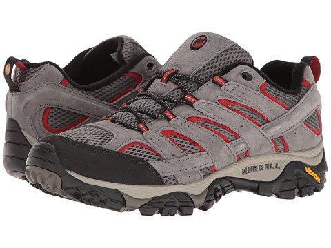 (メレル) MERRELL メンズランニングシューズスニーカー靴 Moab 2 Vent [並行輸入品] B06XJRK31J 28.5 cm W Charcoal/Grey