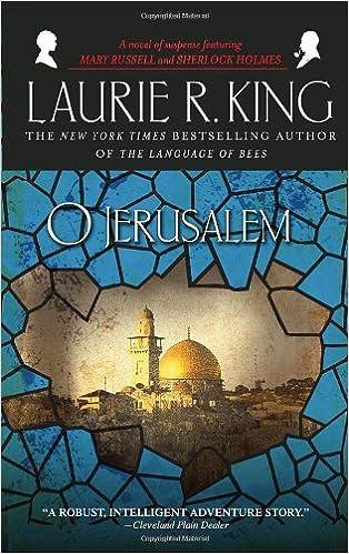 Download E Books O Jerusalem Mary Russell And Sherlock Holmes Pdf