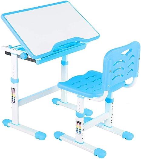 Mesa de estudio para niños con silla Segura y respetuosa con el ...