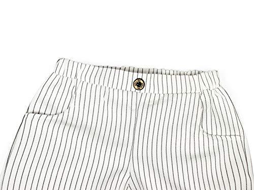 AmzBarley Gentleman Abiti Bambini Formale Camicia Pantaloni Giubbotto Cravatta Set di Vestiti Bimbo Ragazzi per Festa… 7