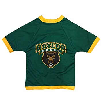 new concept 83c2e 3ca4d NCAA Baylor Bears Collegiate Athletic Mesh Dog Jersey