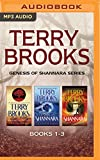 Terry Brooks - Genesis of Shannara Series: Books 1-3: Armageddon's Children, The Elves of Cintra, The Gypsy Morph