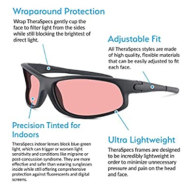 Wrap TheraSpecs Migraine Relief Glasses
