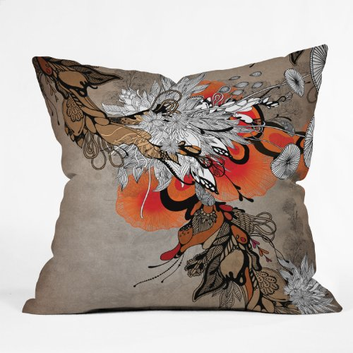 Deny Designs Iveta Abolina Sonnet Throw Pillow, 16 x 16