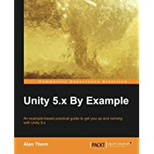Unity 5.x By Example