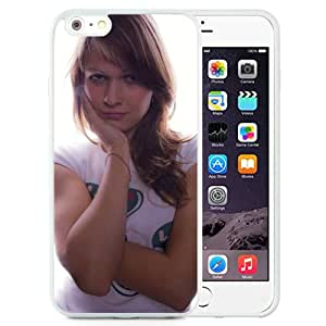 Unique Designed Cover Case For iPhone 6 Plus 5.5 Inch With Shy Girl Girl Mobile Wallpaper (2) Phone Case