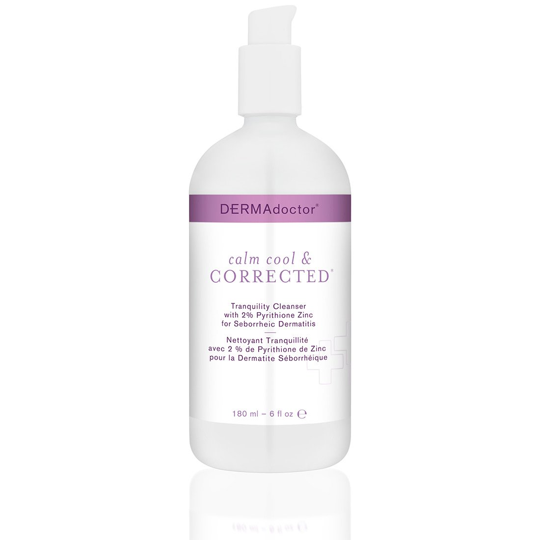 ダーマドクター Calm Cool & Corrected Tranquility Cleanser 180ml/6oz   B019EKOK6G