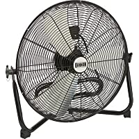 Bannon Enclosed-Motor Floor Fan - 3853 CFM, 20in.