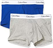 Calvin Klein Mens Modern Cotton Stretch Trunk Trunks