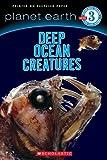 Deep Ocean Creatures, Lisa L. Ryan-Herndon, 0545112087