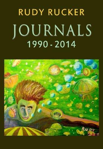 Journals 1990 - 2014 [Rucker, Rudy] (Tapa Blanda)