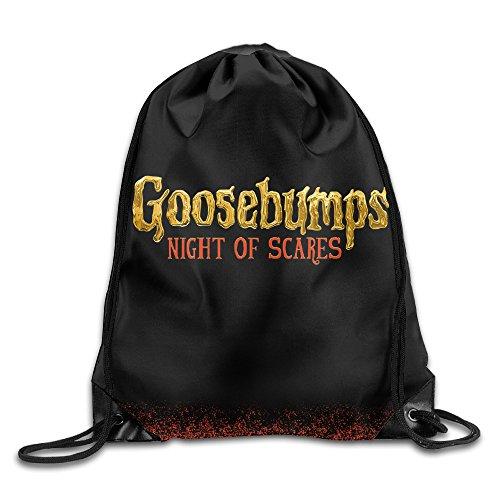 Goosebumps Night Of Scares Drawstring Backpack Chrismas Gift
