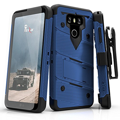 LG G6 Case, Zizo [Bolt Series] with FREE [LG G6...