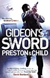 Front cover for the book Gideon's Sword by Douglas Preston