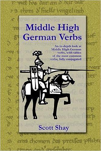 Amazon com: Middle High German Verbs (9781411679320): Scott