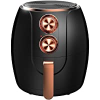Healthy Choice 3.5 liter 1400 watts Black Electric Air Fryer