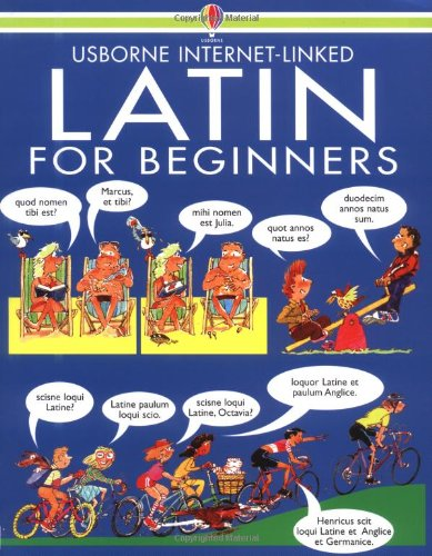 Latin for Beginners (Usborne Language Guides) (Best Latin Curriculum For Elementary)