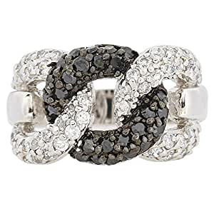 Giro Woman's Alloy Infinity Stone Ring - G0091-18 mm