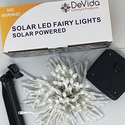 Solar Patio String Lights Reviews - 5