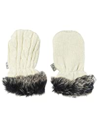 Magnificent Baby baby-boys Cream Cable Knit Mittens