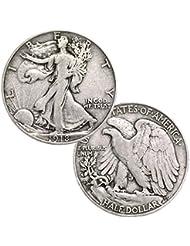 Walking Liberty Half Dollar Half Dollar Fine