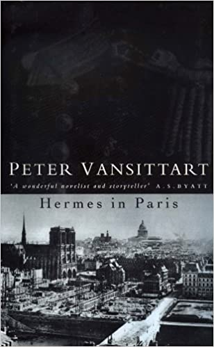 Amazon hermes in paris 9780720611069 peter vansittart books fandeluxe Choice Image