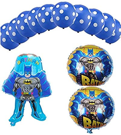 670f8b75d 13Pcs/lot Minnie Mickey Hello Kitty Sofia Batman Spiderman Party Helium  Balloon Themed Birthday Party
