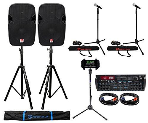 Karaoke Mixer Machine - 9