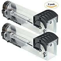 Everteco Humane Mouse Trap, Rodent Trap, Mice Catcher, No Kill, Live Mice Catch Cage, Catch Release Traps,Reusable Rat Trap Squirrel Trap (2 Pack)
