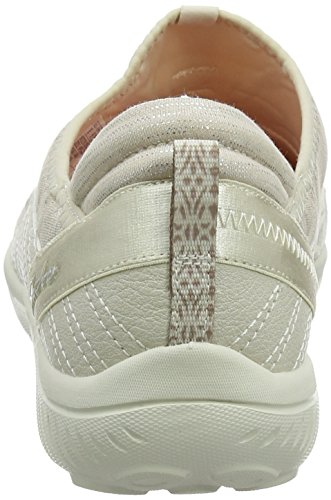 Be light On Beige Groove The Femme natural Skechers Baskets n7HxRn