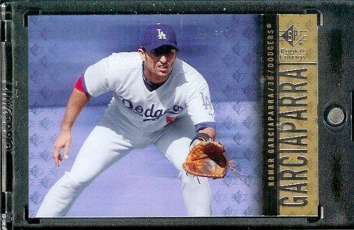 2007 Upper Deck SP Rookie Edition # 23 Nomar Garciaparra - Dodgers - MLB Trading Card