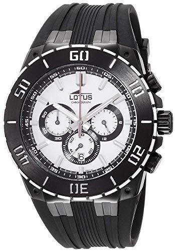 LOTUS Watch Quartz 15802/11J Men's [Regular Imported Goods]
