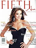 Fifth Ave. Magazine of Naples. December January 2010. 2009 Miss America Katie Stam. Holiday Sparkle. Single Issue Magazine.
