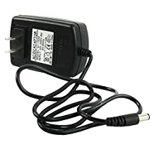 VILTROX Premium External Power Supply 9V 2A AC/DC Adapter, Plug Tip: 1.5mm x 5.4mm x 11mm, for LED Light ,L116T/L116B , Monitor DC-70/DC-50, Switching Power Supply
