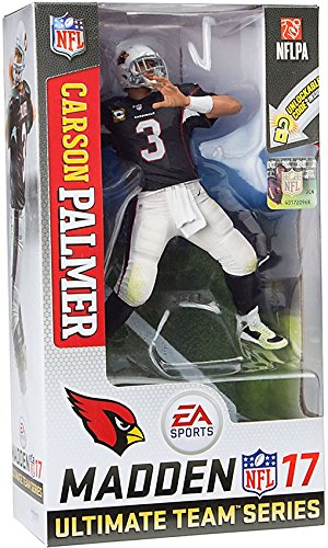 McFarlane Toys EA Sports Madden NFL 17 Ultimate Team Series 3 Carson Palmer Figure by McFarlane