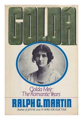 Golda - Golda Meir: The Romantic Years