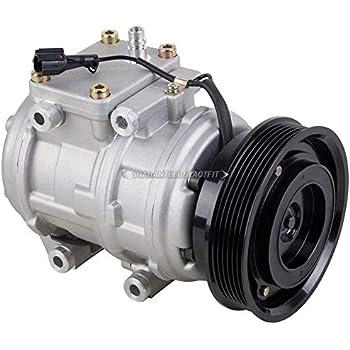 AC Compressor & A/C Clutch For Hyundai Tucson & Kia Sportage - BuyAutoParts 60-02135NA New
