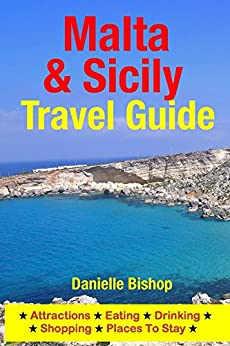Sicily Travel Guide Amazon