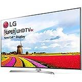 "Smart TV LG Super UHD 65"" polegadas 65SJ8000 WebOS 3.5 Painel IPS 4K Quantum Display com HDR"