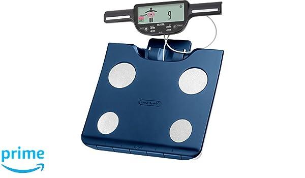 Tanita, BC-602, Analizador de Composición Corporal con Detección, Color Azul: Amazon.es: Salud y cuidado personal