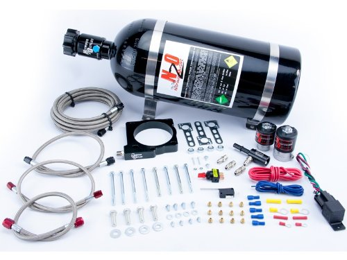Nitrous Outlet 80mm EFI 5.7 & 6.1 Hemi Plate System (10lb Bottle)
