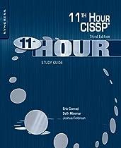 [D.o.w.n.l.o.a.d] Eleventh Hour CISSP®, Third Edition: Study Guide [D.O.C]