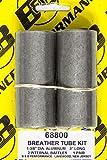 B & B Performance 68800 3'' Aluminum Breather Tube Kit - Pair