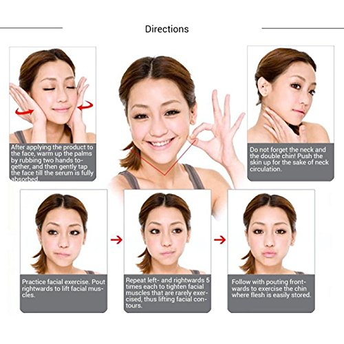 Professional Face Lift Slimming Powerful Firming V-line Essential Oil Firm Skin by 2N (Image #2)
