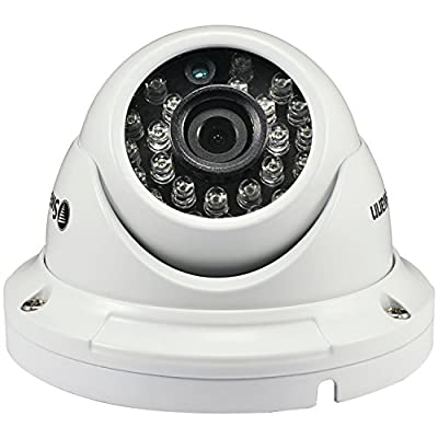 Swann 1080P Hybrid AHD and TVI Capable Dome Camera, White (SWPRO-H856CAM-US) by Swann