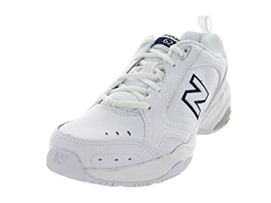 New Balance WX624WT2 Women's White Cross Training Sneaker-size 5 1/2 D
