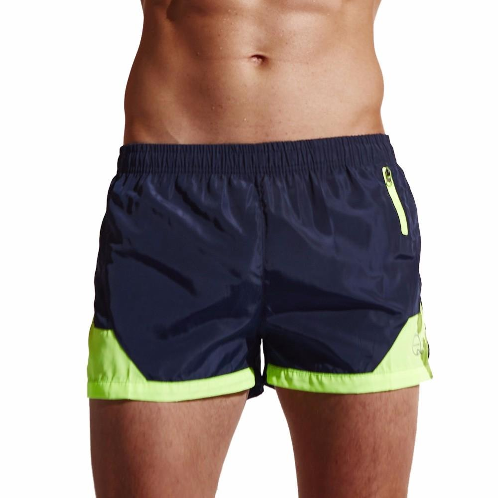cc1ffb0fd4 Aurorax Mens Swim Trunks Cotton Basic Watershorts Beach Shorts - [Slim Fit  Quick Dry Shorts] - Watershort | Amazon.com