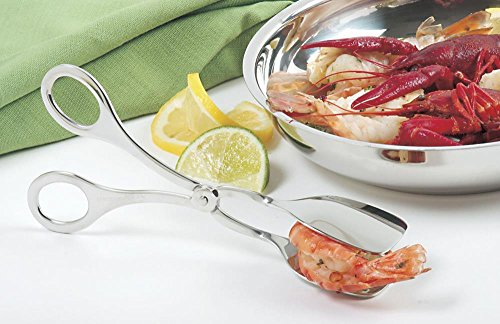 Salads For Christmas Uk - Kitchen Tools NORPRO 1943 Stainless Steel Salad Tossing Serving and Cooking Tongs