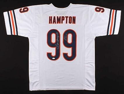 Dan Hampton Autographed Jersey (Chicago Bears) - JSA COA! at ...