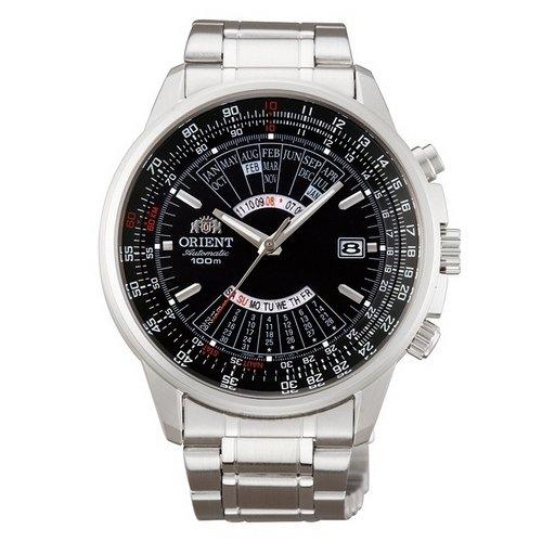 Orient - Reloj automático Orient Multi Year Calendar (con calendario) FEU07005BX EU07005B: Amazon.es: Relojes